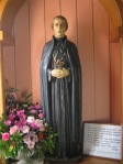 Statue of St Peter Chanel